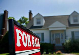 Shock property price falls