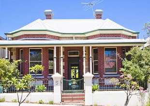 Heritage homes back in demand for Perth homebuyers