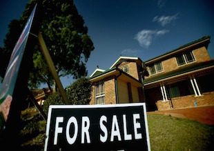 Sydney property prices faltering as new home 'tsunami' hits