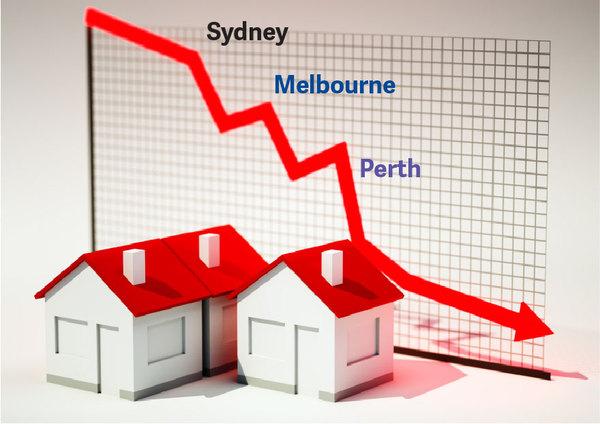 Real Estate Agents nervous over weakening property market
