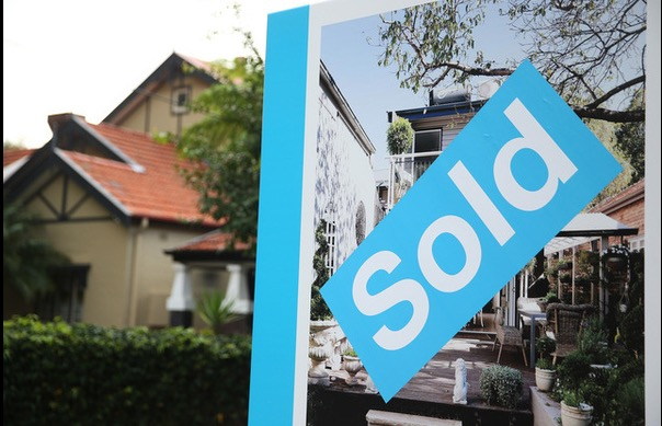 Property Values losing steam despite strong monthly rise